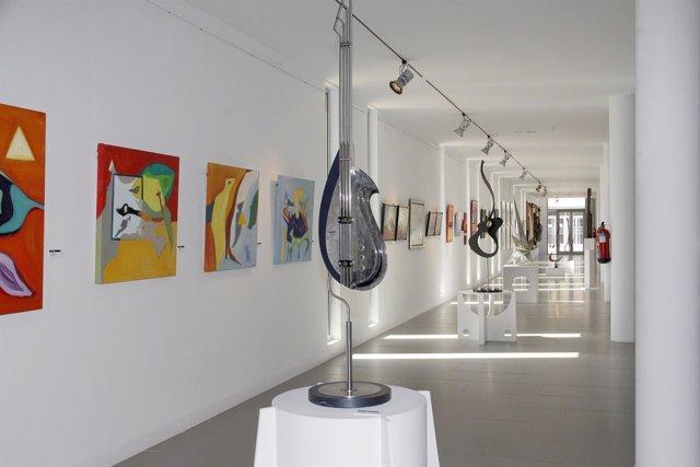 Exposición economistas en el arte málaga cultura 16 de julio
