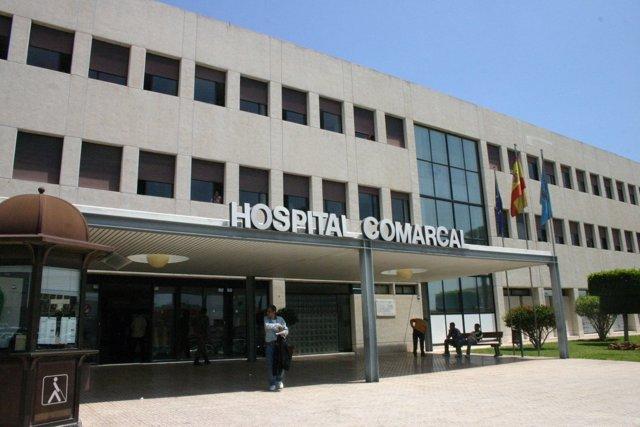 Hospital comarcal de Melilla