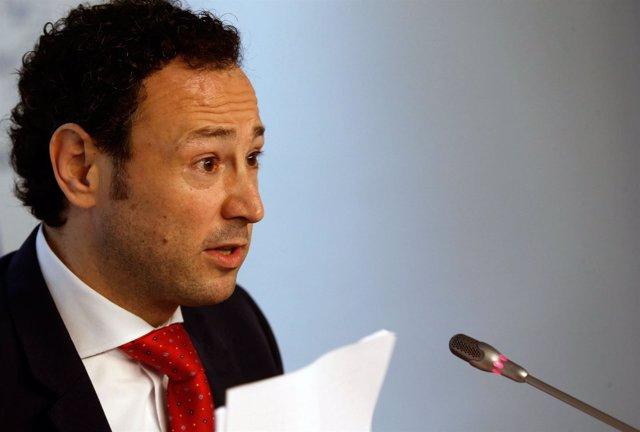 El portavoz del Gobierno, Guillermo Martínez