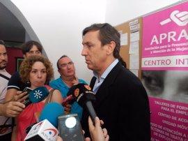 """Hernando (PP) insta a Pablo Iglesias a retirar el """"fraude democrático"""" de la moción para """"no hacernos perder el tiempo"""""""