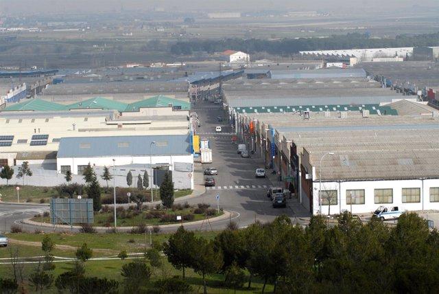 Polígono industrial de Cobo Calleja