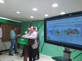 Activado el Plan Infoca en Málaga con un presupuesto de 19,1 millones de euros para extinción y prevención