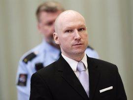 El Supremo noruego rechaza el recurso de Breivik por la violación de sus derechos