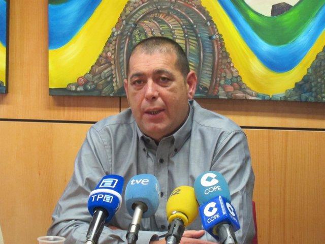 El Presidente Del Montepío, José Antonio Postigo