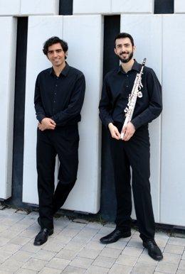 Michel Reynoso  y Guillermo Rodríguez