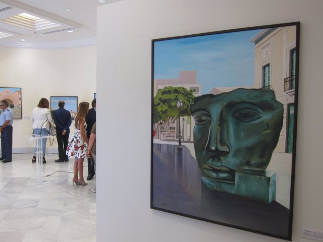 Exposición  de Santa Cruz
