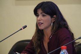 """Teresa Rodríguez resta importancia a la apertura de juicio oral a Kichi: """"Es costumbre del PP demandar a todo el mundo"""""""