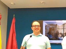 Cayetano Polo, portavoz municipal de Ciudadanos Cáceres