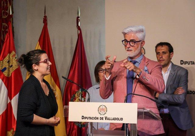 Presentación del Día de las Lenguas de Signos.