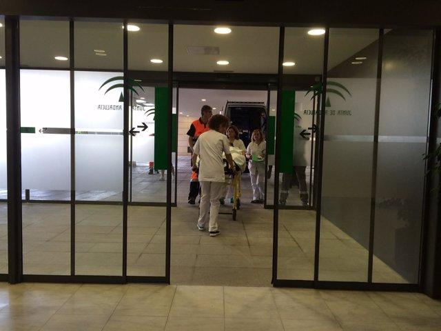 [Medios.Sevilla.Csalud] Np Los Equipos De Transporte Interhospitalario De Pacien