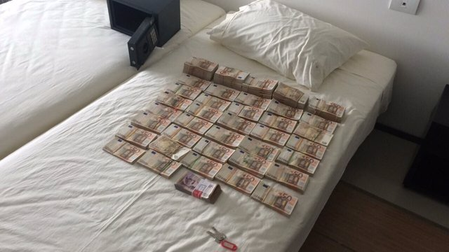Fiscalía incautó 262.000 euros en apartamento de expresidente de Inassa