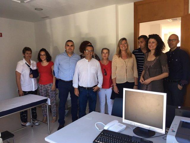 La unidad básica de salud de Cala Millor estrena instalaciones