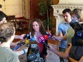 """El PSIB muestra su """"absoluto desacuerdo"""" con la propuesta técnica para proteger Sa Feixina"""