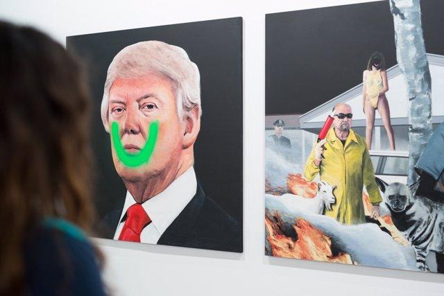 Exposición de Creadores 2017. La Térmica