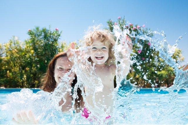 Evitar ahogamientos y lesiones en el agua