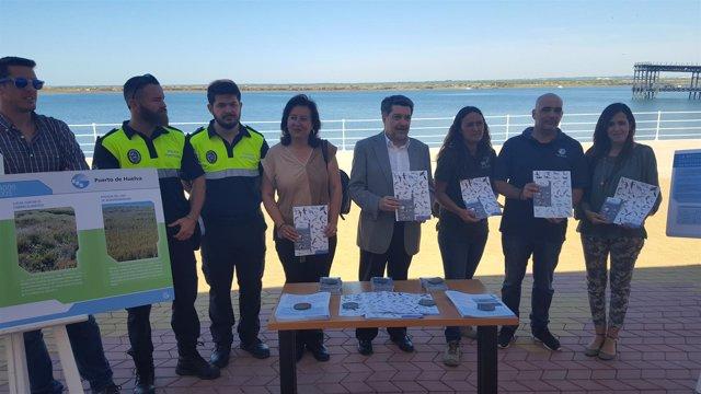 Presentación de la Guía de Aves del Puerto de Huelva y SEO/BirdLife.