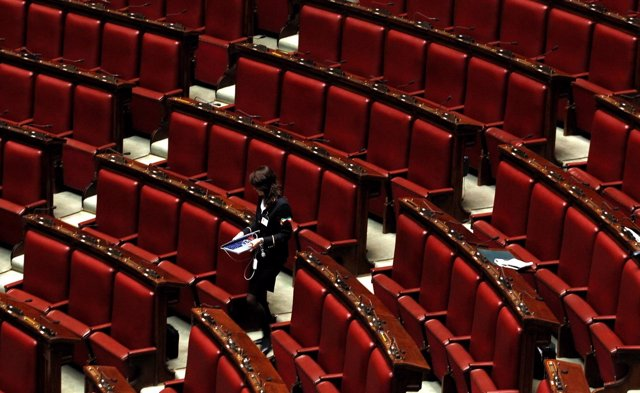 Cámara de Diputados italiana