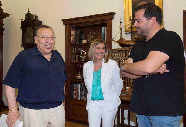 Irene García y Paco Cepero