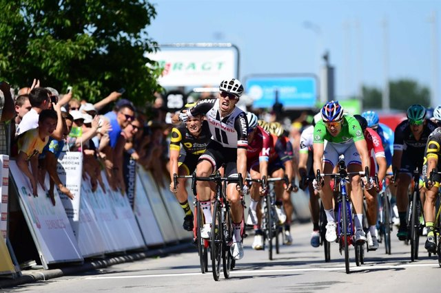 Phil Bauhaus gana en el Critérium Dauphiné