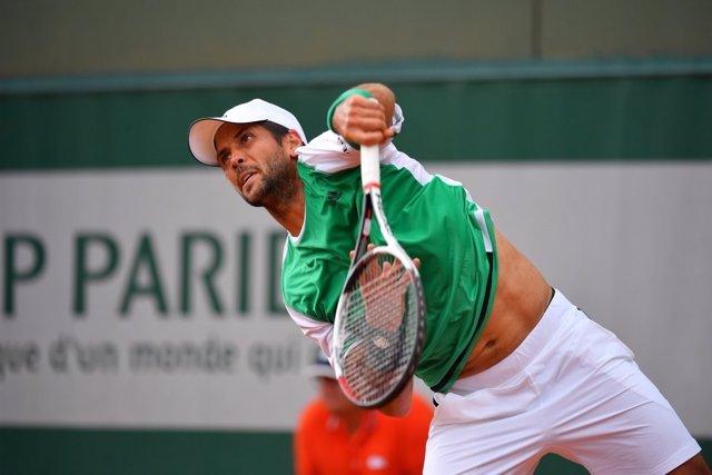 Fernando Verdasco Roland Garros