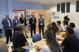 Empresarios de Córdoba y Jaén participan en un encuentro de negocios en Baena