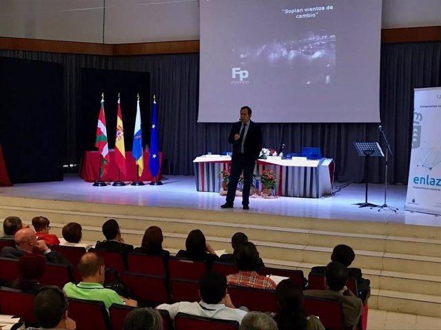 Jornada sobre FP en Canarias