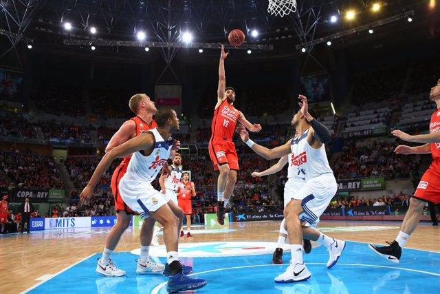 Valencia Basket - Real Madrid de Copa