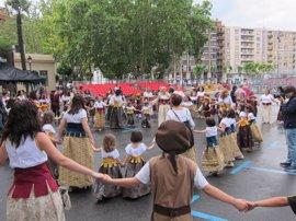 """Logroño abre sus puertas de par en par en San Bernabé para disfrutar juntos """"de fiesta, historia y tradición"""""""