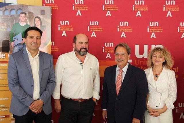 Presentación de los cursos de verano 2017 de la UIA en Baeza
