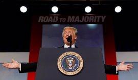"""Trump se declara """"bajo asedio"""" pero se muestra seguro de que """"vencerá"""" en pleno escándalo por el caso Comey"""