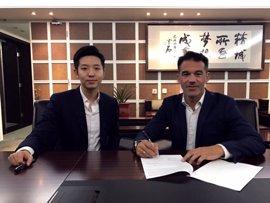 Luis García Plaza, nuevo entrenador del Beijing Renhe chino