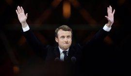 El partido de Macron ganaría con amplia mayoría las elecciones legislativas en Francia