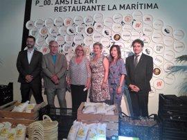 Productores, cocineros y mercados exhiben en València la calidad de la gastronomía mediterránea como producto turístico