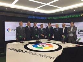 LaLiga Promises presenta su 26ª edición nacional de Villarreal y su III torneo internacional de Nueva Jersey