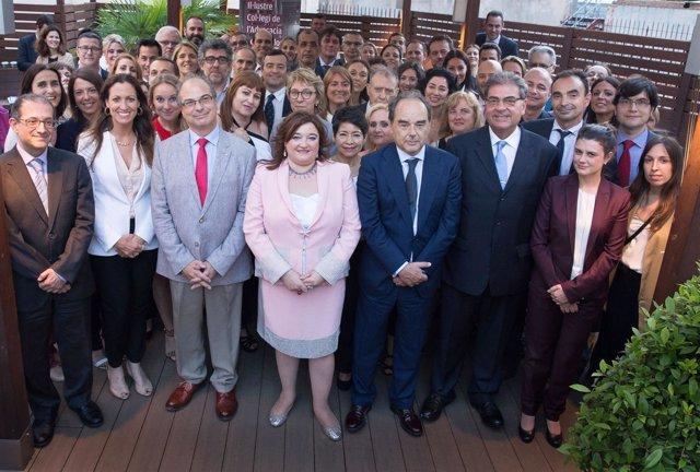 Candidatos al Icab en las elecciones de 2017