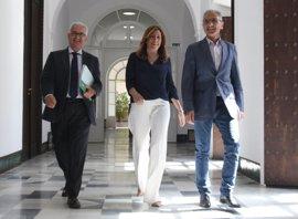 Susana Díaz remodela su Gobierno con cinco caras nuevas manteniendo el núcleo duro