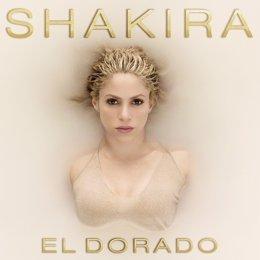 El disco 'El Dorado' de Shakira