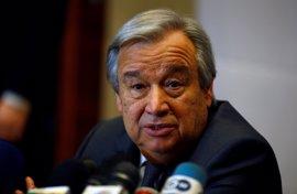 Guterres destaca el progreso en el acuerdo de paz en Colombia tras la entrega del 30% de las armas de las FARC