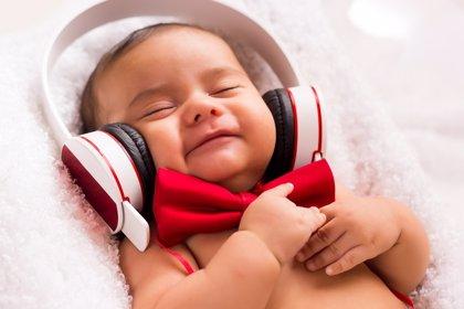 La música en bebés favorece el desarrollo de su lenguaje