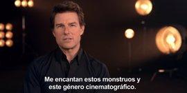 """Tom Cruise protagoniza La Momia: """"Hay monstruos a los que quieres ver ganar"""""""