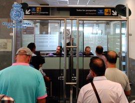 Detenido en Tarifa un ciudadano reclamado por Francia para cumplir una pena privativa de libertad