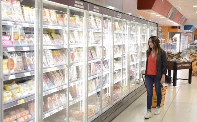 Un establecimiento de Consum