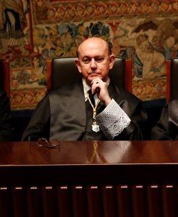 Andrés Ollero, magistrado del TC