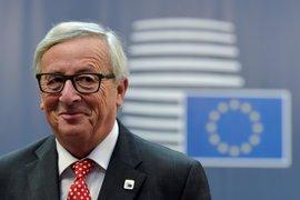 """Juncker alerta de que """"la protección de Europa ya no puede subcontratarse"""" a terceros"""