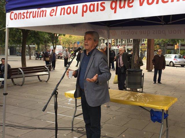 Eduardo Reyes (Súmate, JxSí)