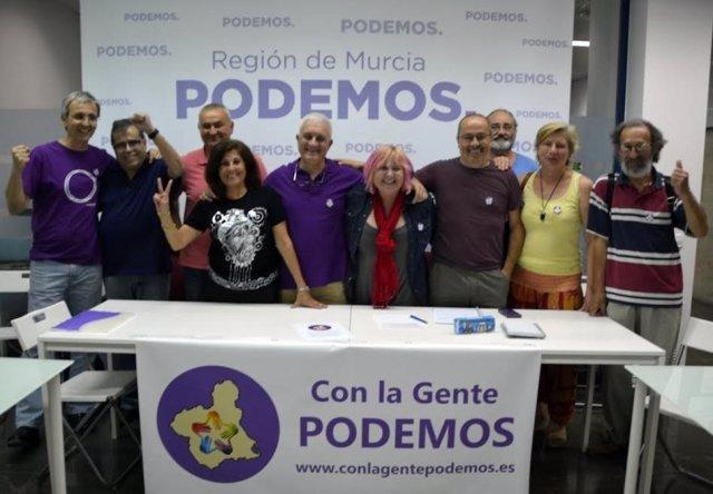 Candidatura Con la Gente Podemos