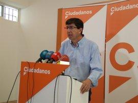 """Cs pide al Gobierno andaluz """"más diálogo y consenso"""" con la sociedad """"para no repetir errores"""""""