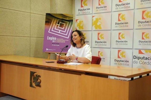 Guijarro presenta la convocatoria del 'Emplea 2017'