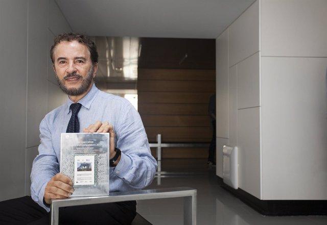 El profesor de la US José Antonio Domínguez Machuca