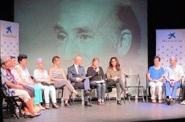 Diez mayores de Valladolid actúan con Adolfo Marsillach